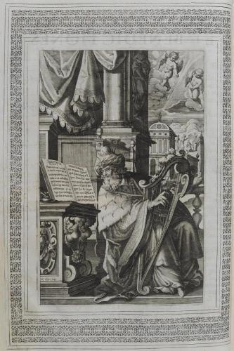 B138.1BREVIARUM ROMANUM 1647 1