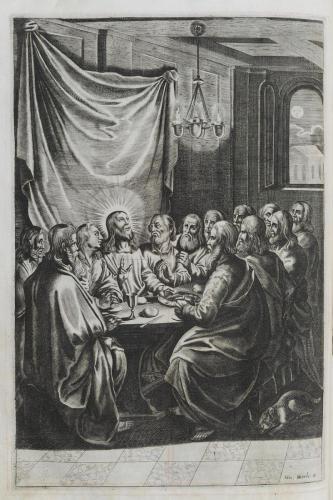 B138.1BREVIARUM ROMANUM 1647 3