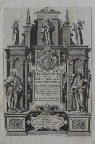 B31IOAN DE CARTAGHENA 1612