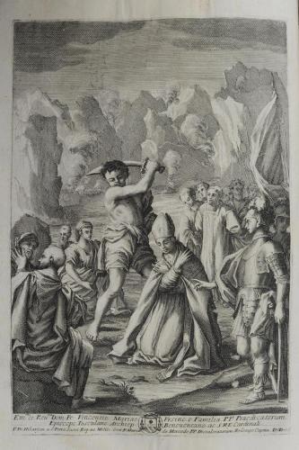 C17INTERA STORIA DI SAN GENNARO 1713 2